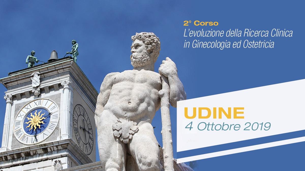 """2° Corso • """"L'evoluzione della Ricerca Clinica in Ginecologia ed Ostetricia"""""""
