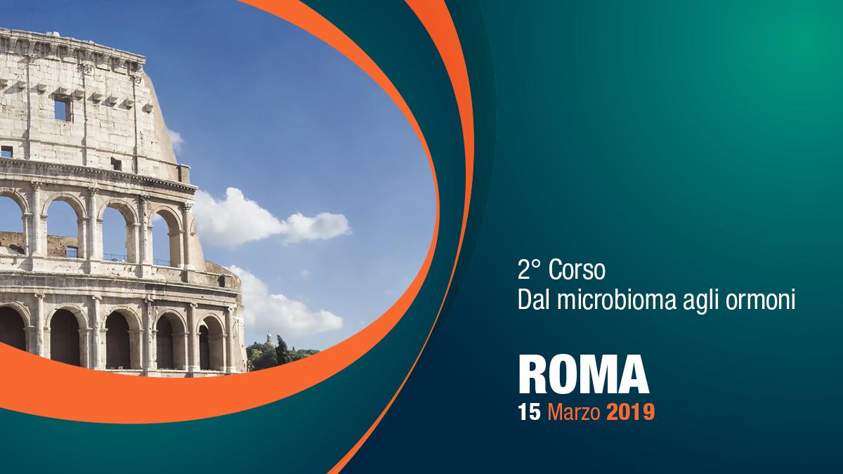 2° Corso. Dal microbioma agli ormoni