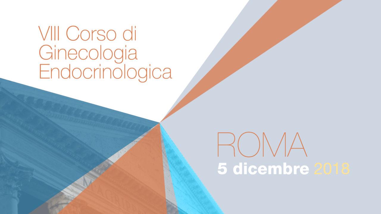 VIII Corso di Ginecologia Endocrinologica