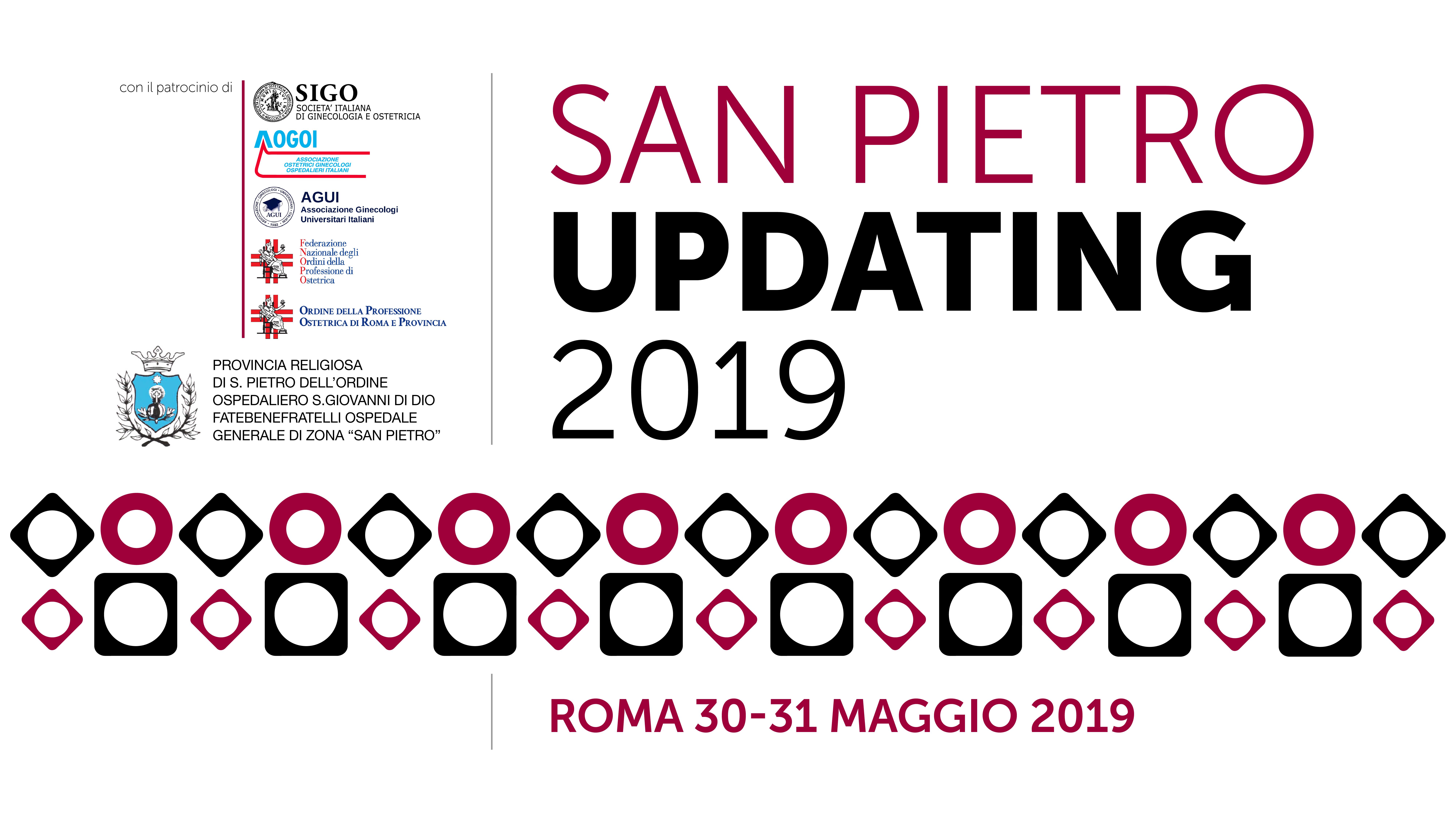 San Pietro Updating 2019