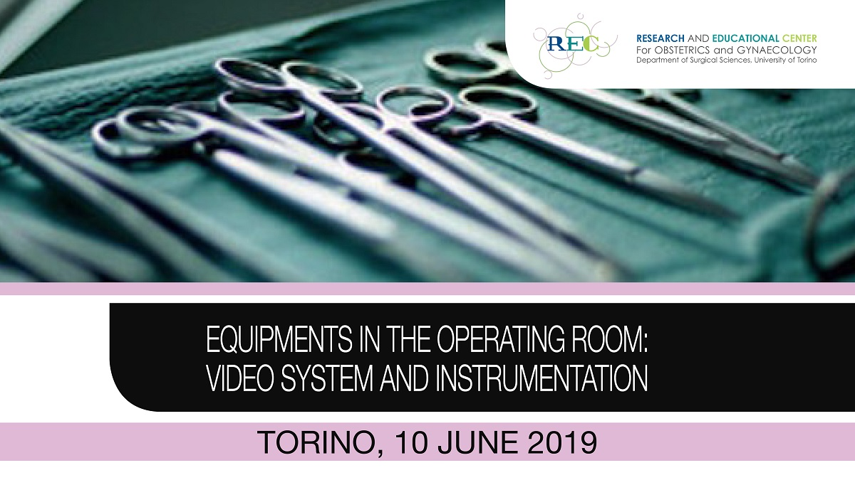 EQUIPMENTS IN THE OPERATING ROOM: VIDEO SYSTEM AND INSTRUMENTATION