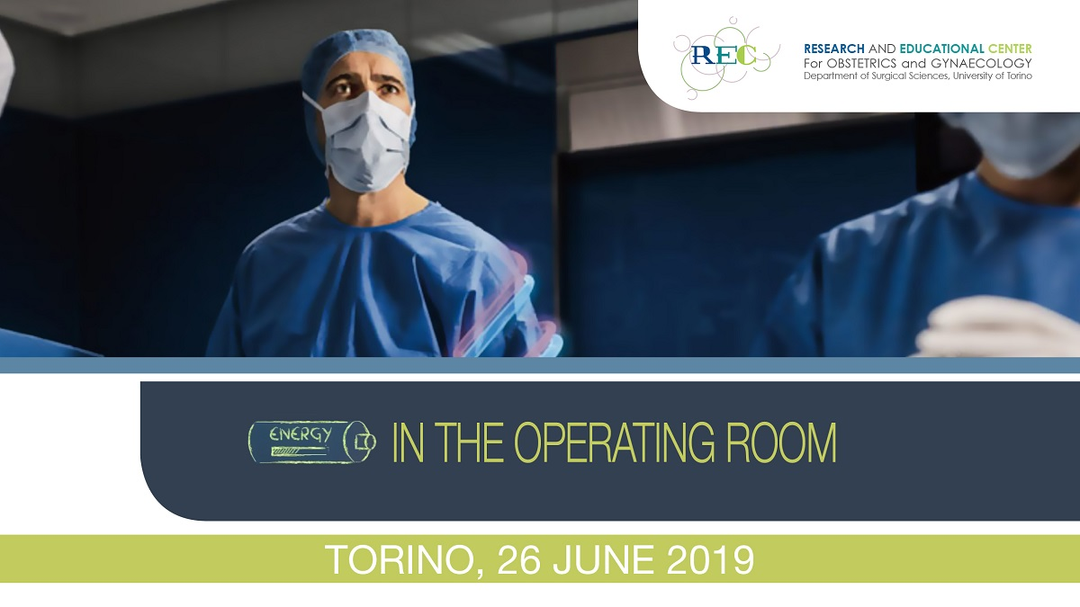 ENERGY IN THE OPERATING ROOM