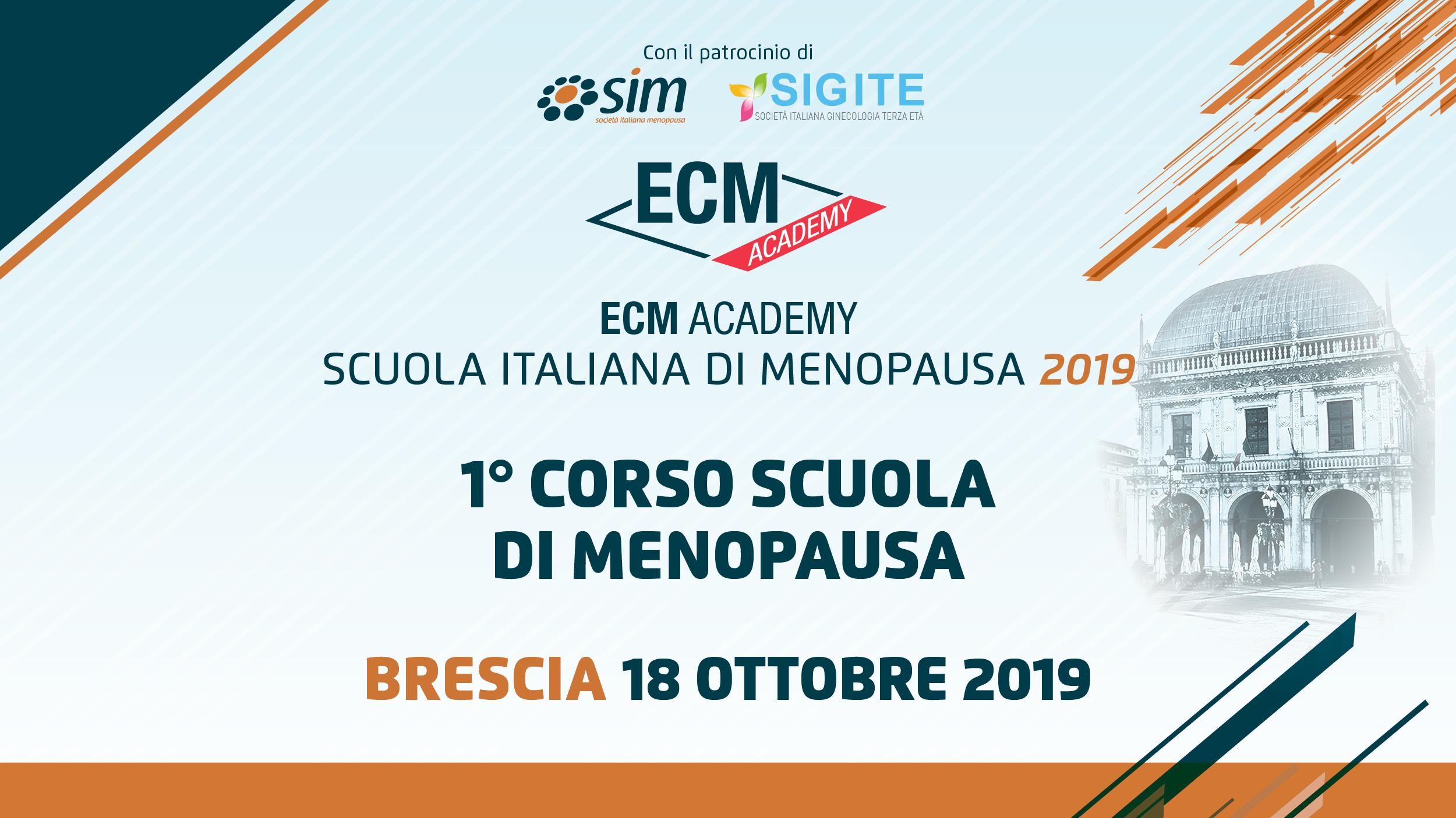 ECM Academy Scuola Italiana di Menopausa