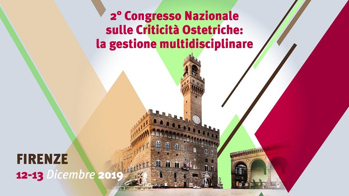 2° Congresso Nazionale sulle Criticità Ostetriche: la gestione multidisciplinare