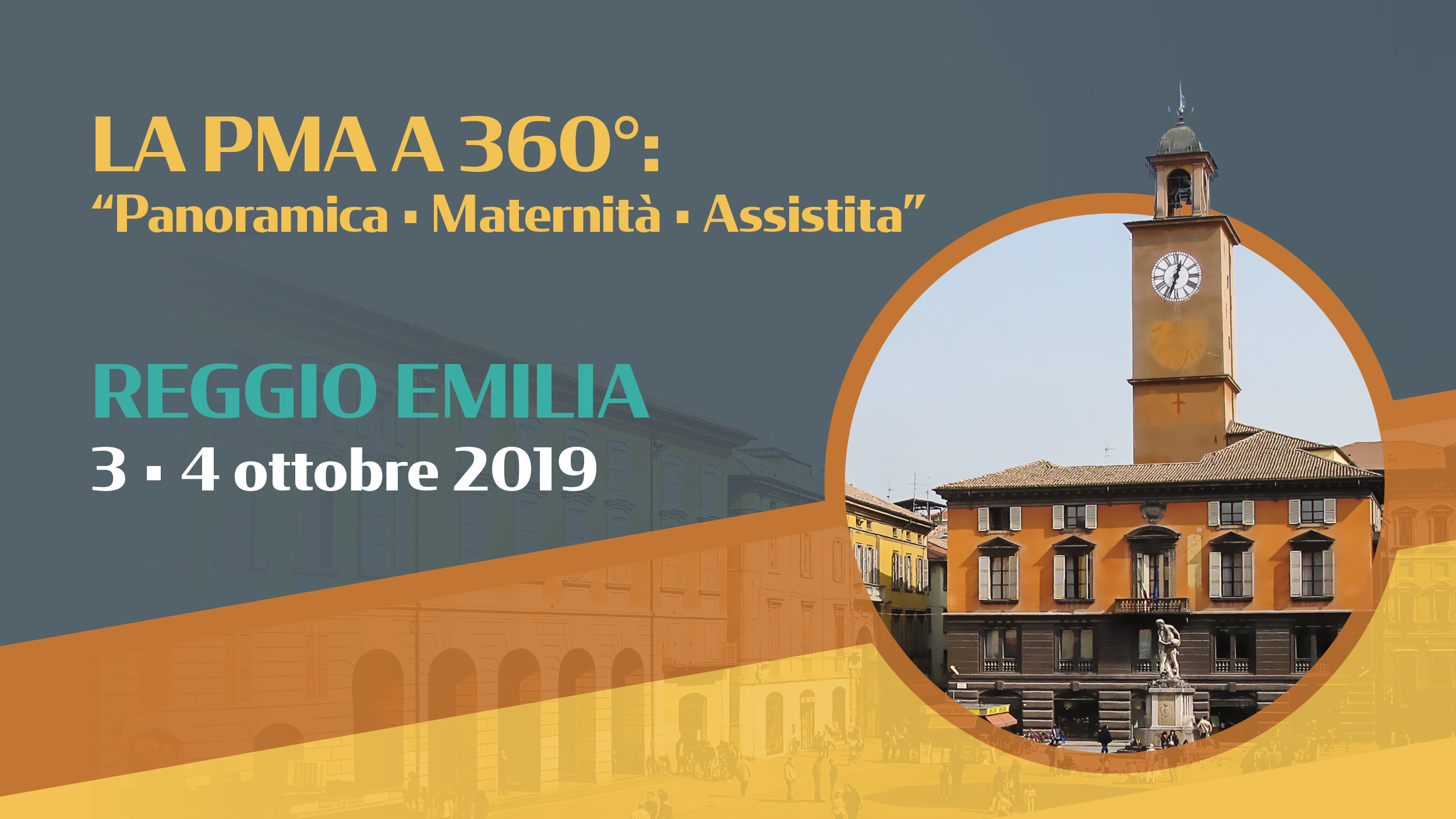 """LA PMA A 360°: """"Panoramica • Maternità • Assistita"""""""