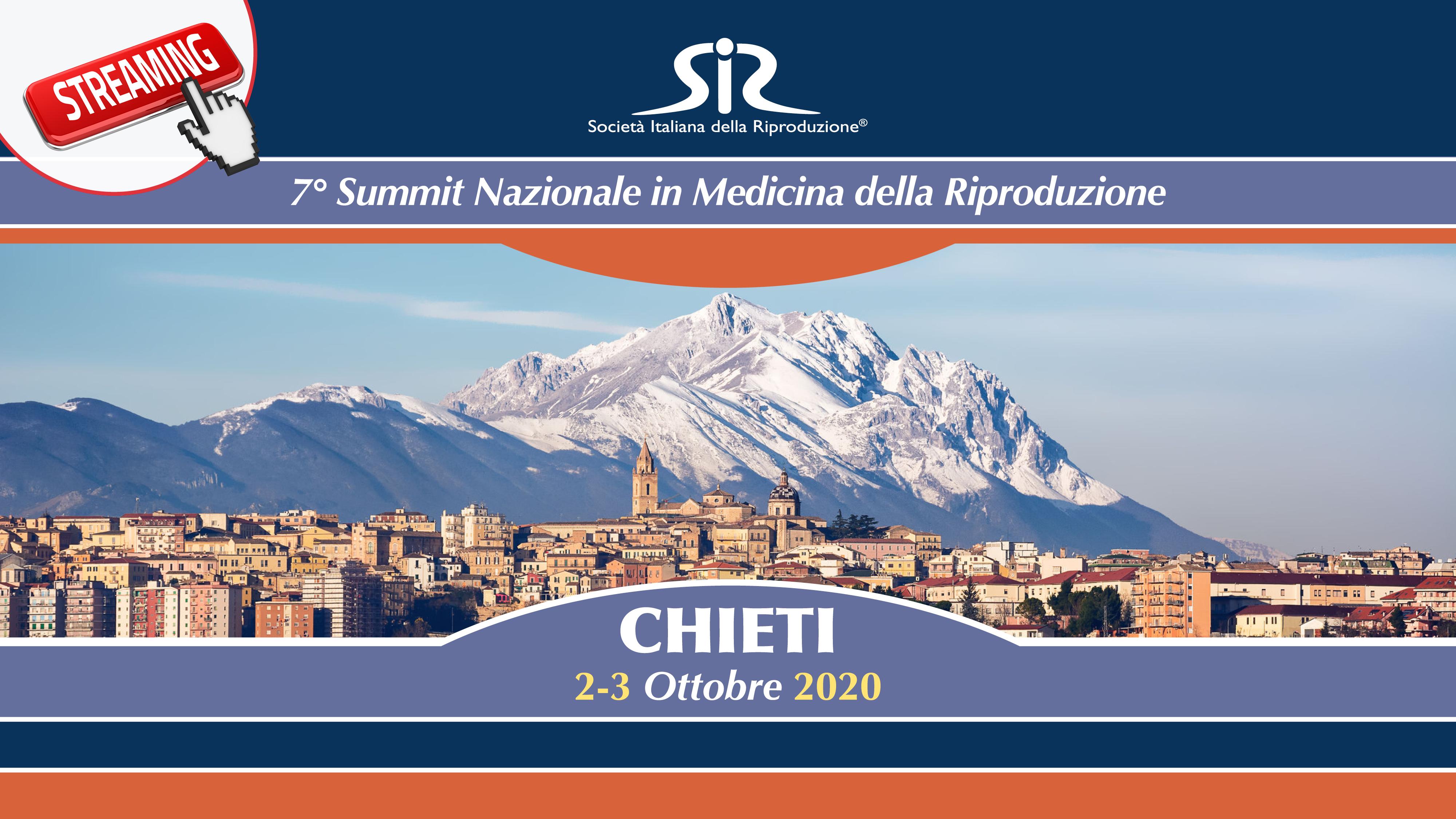 7° Summit Nazionale in Medicina della Riproduzione