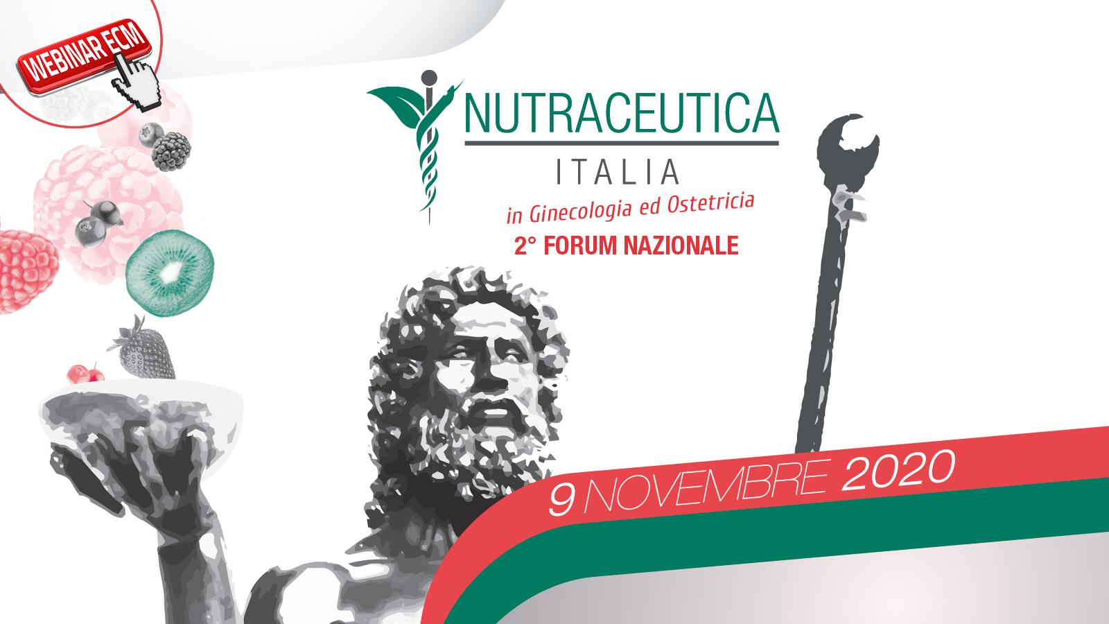 Nutraceutica Italia – in ginecologia ed ostetricia