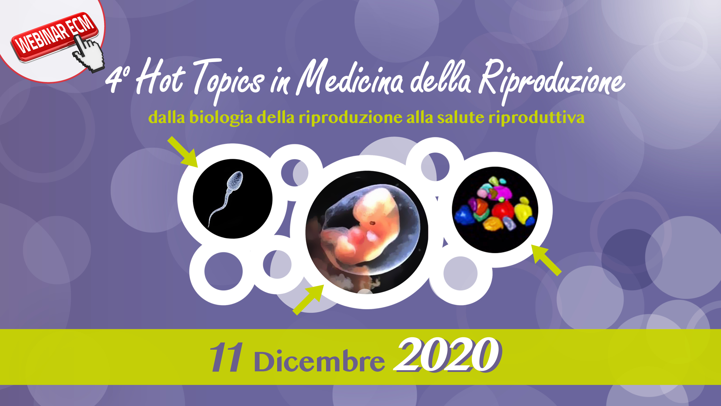 4° Hot Topics in Medicina della riproduzione