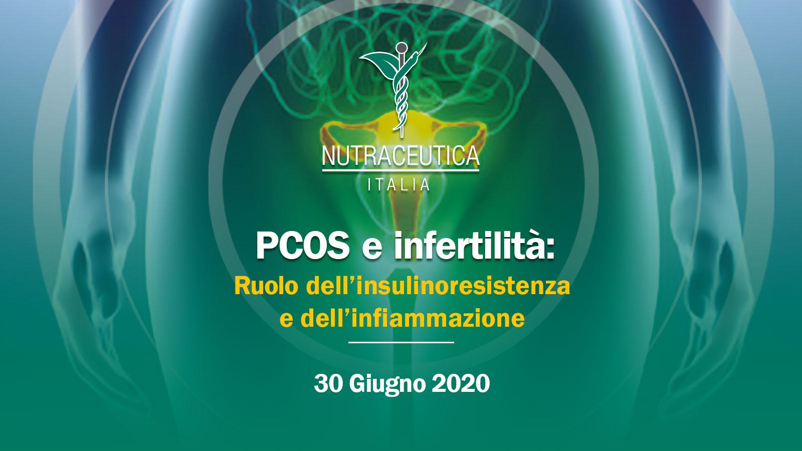 PCOS e infertilità: Ruolo dell'insulinoresistenza e dell'infiammazione