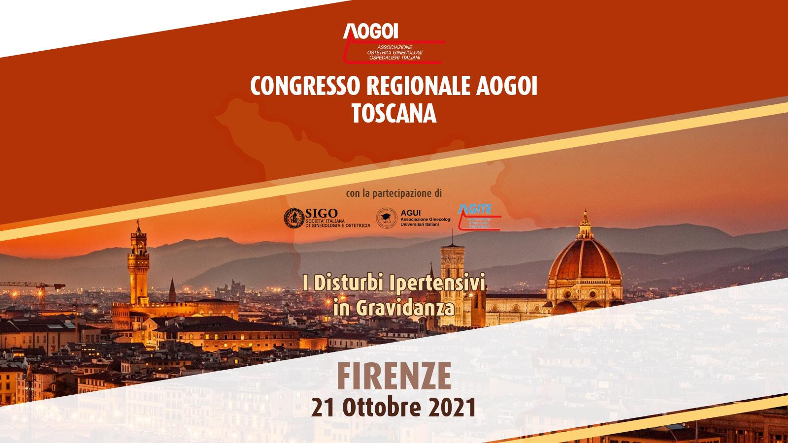 Congresso regionale AOGOI Toscana