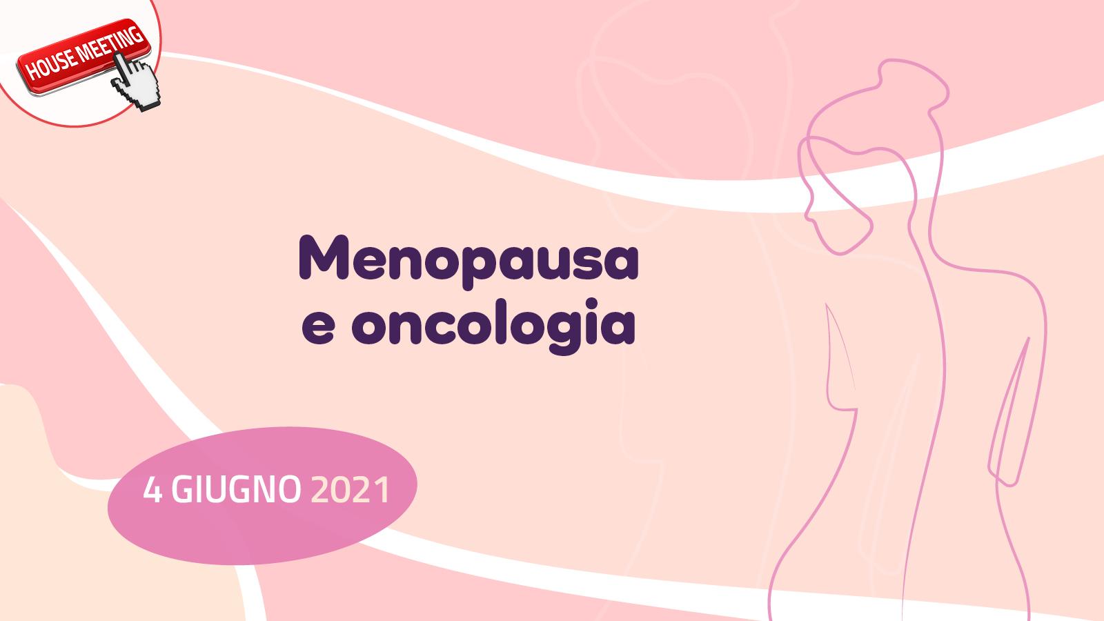 Menopausa e oncologia