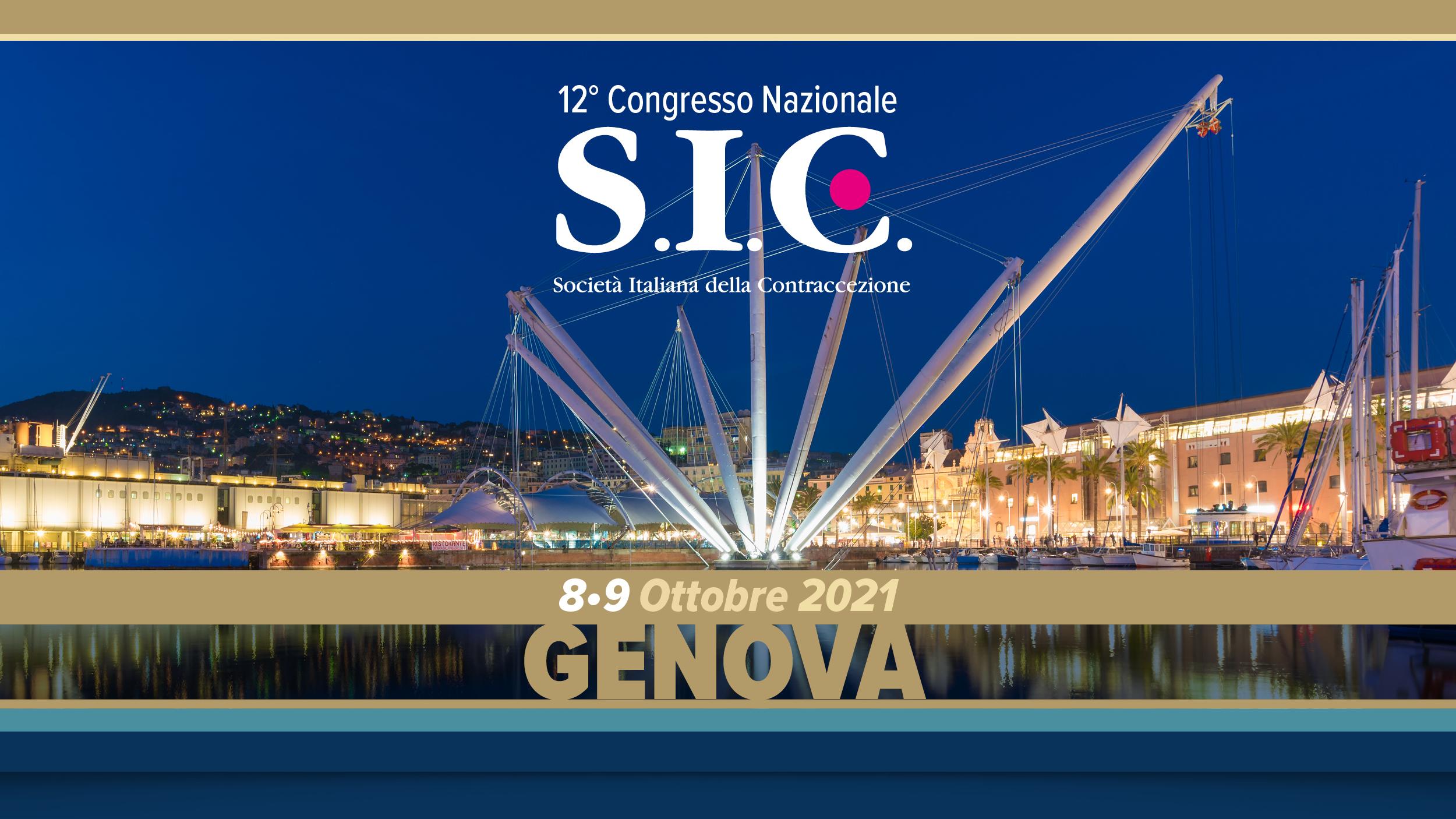 12° Congresso Nazionale S.I.C.