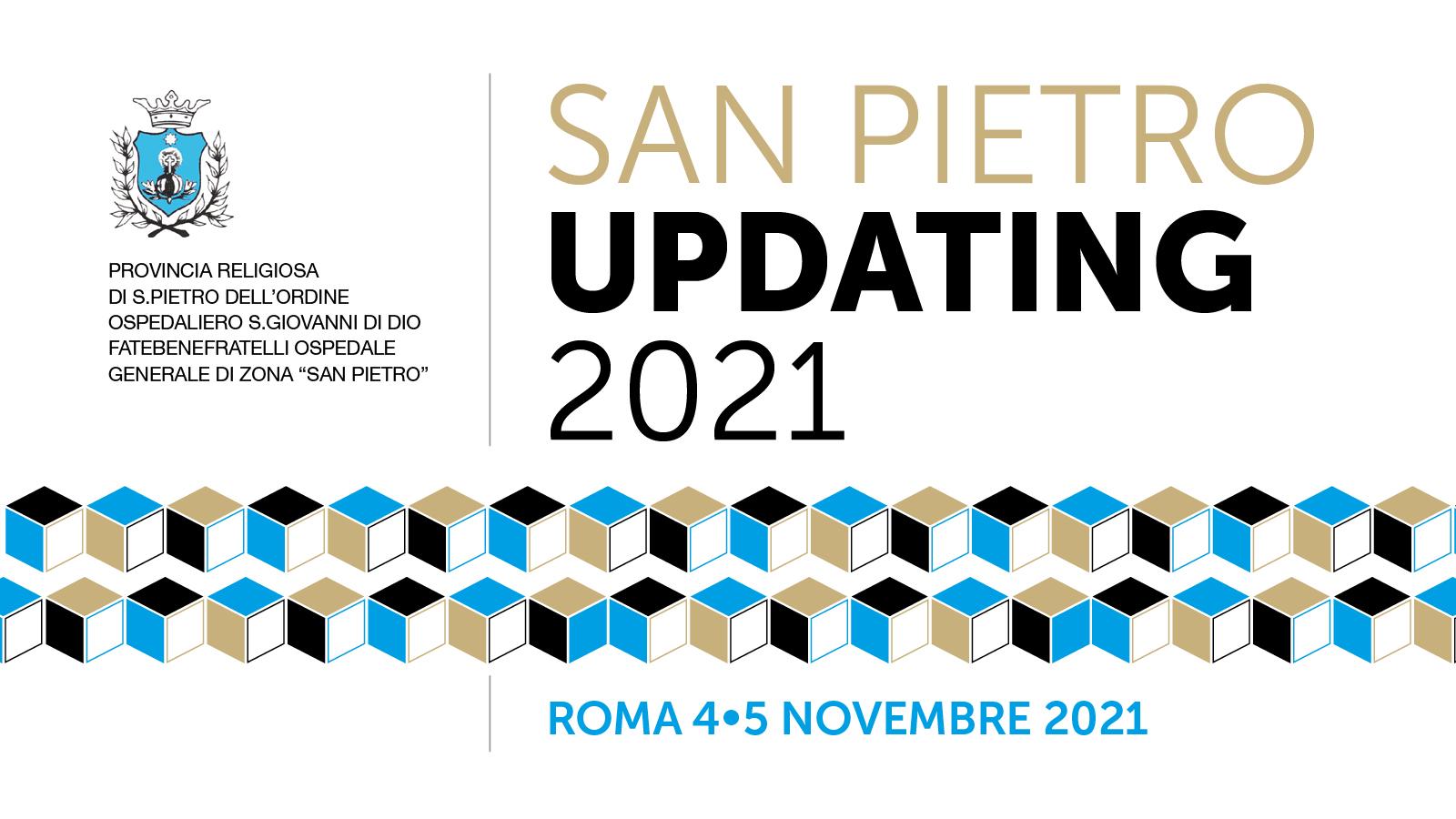 San Pietro Updating 2021