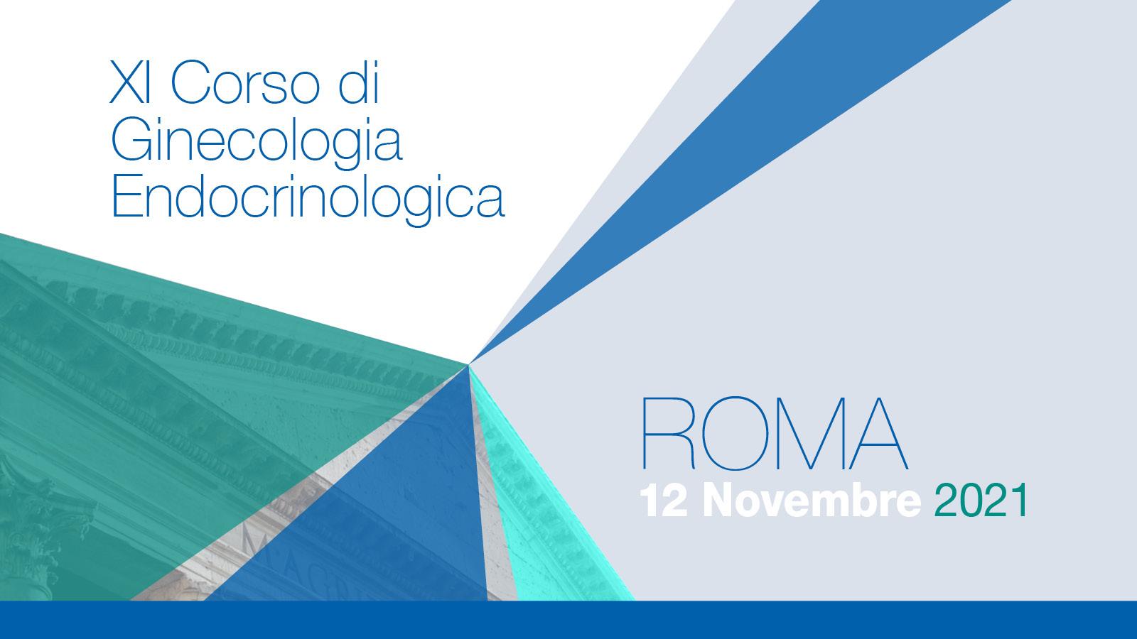 XI Corso di Ginecologia Endocrinologica